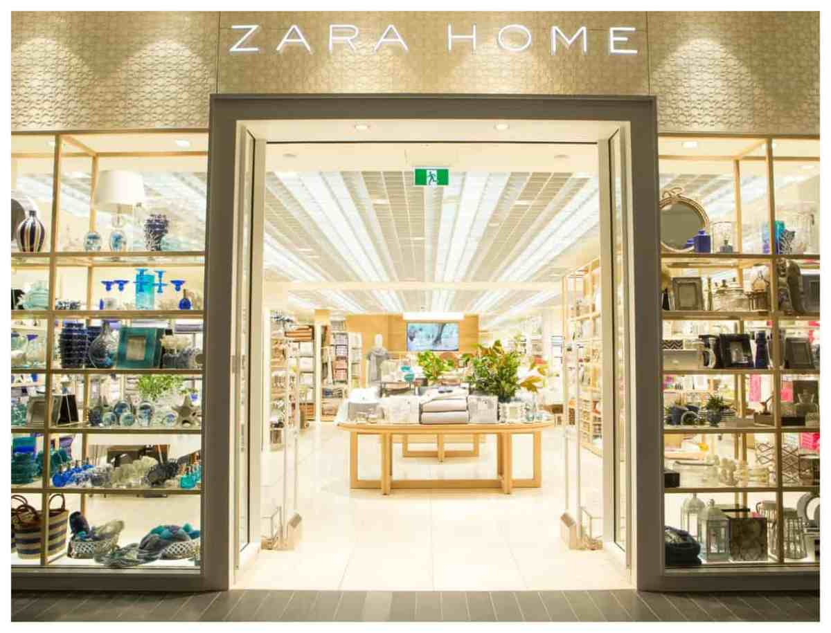 Zara Home Opens New Outlet