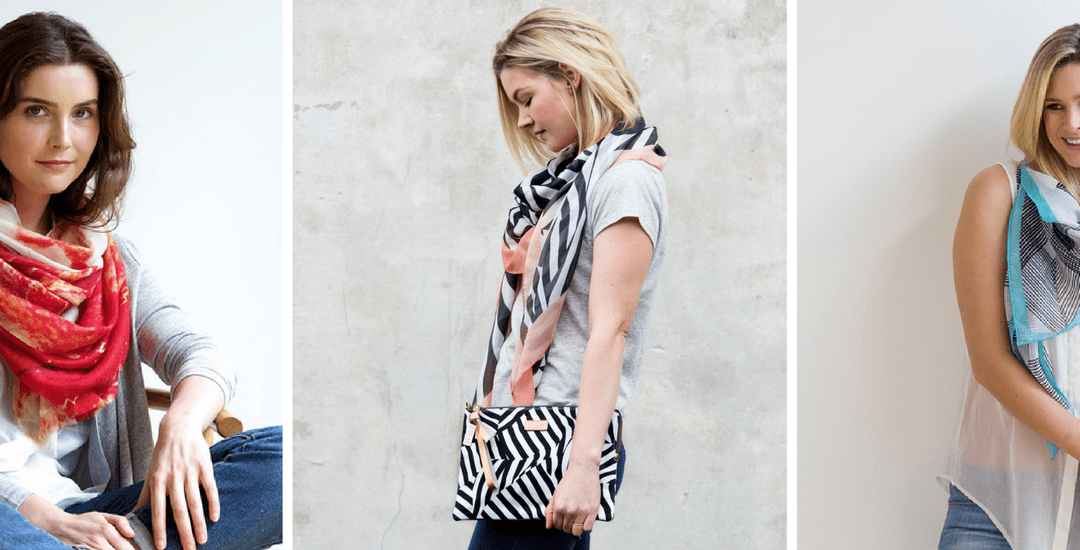 Bold New Bag Scarf Combos You'll Love