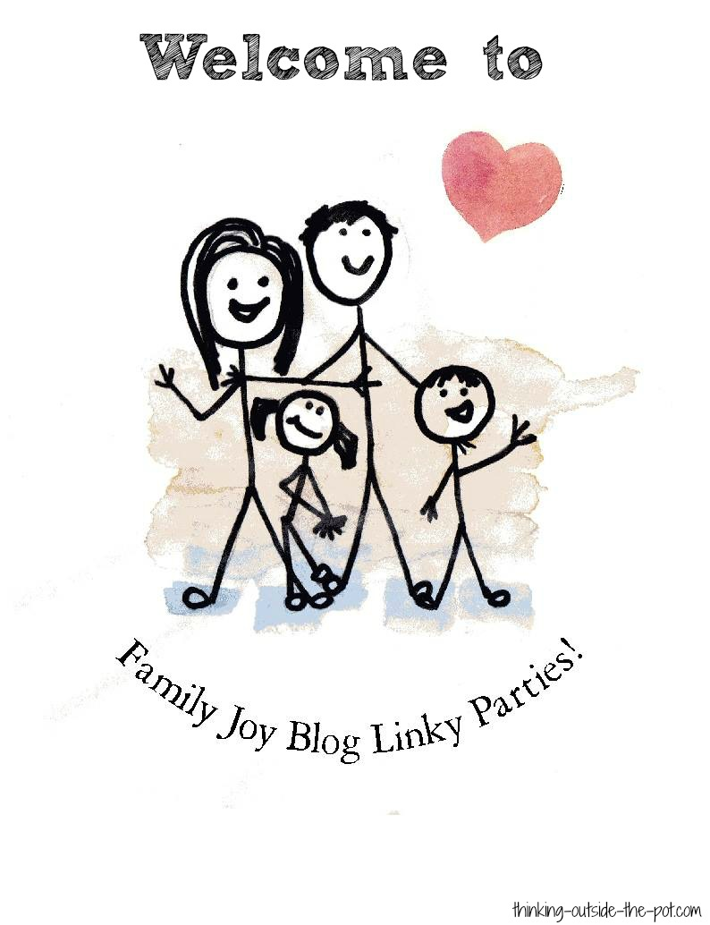 Family Joy Linky Party #19