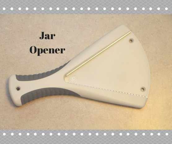 Jar Opener- Not just one of the old folk's kitchen gadgets!