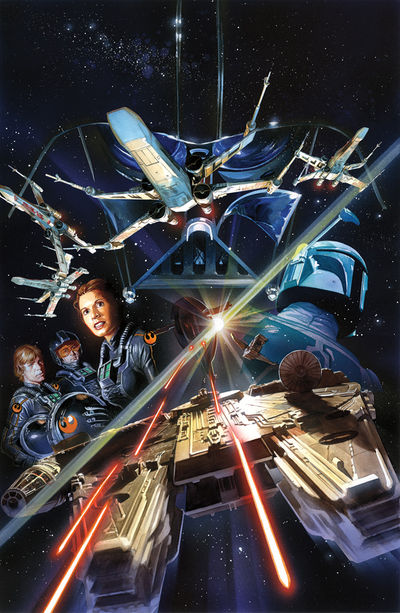 star wars 2 cover