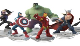 Disney Infinity Marvel Super Heroes slider