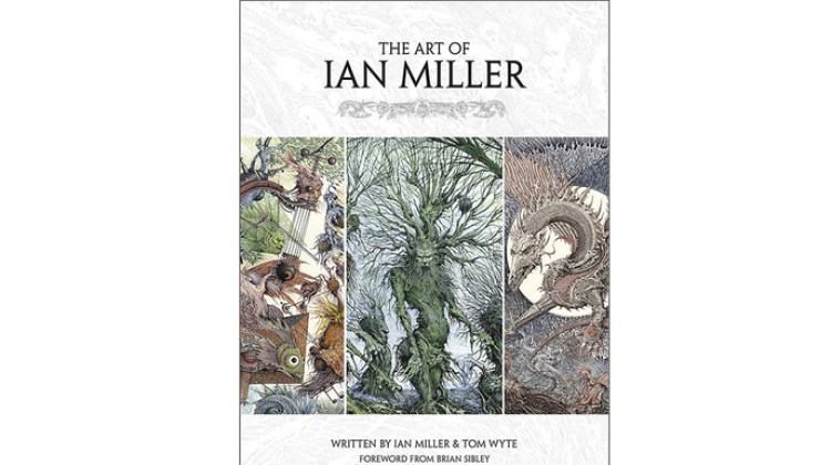 art of ian miller slider
