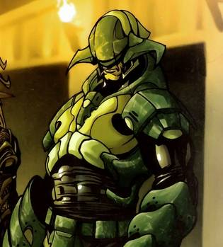 Kraken Marvel Agents of SHIELD