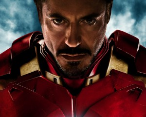 Iron Man RDJ