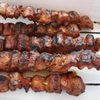 Filipino Pork Kebabs (Pinoy)