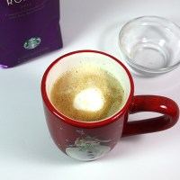 Copycat Holiday Spice Flat White