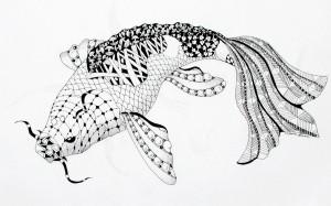 ZenKoiFish2876