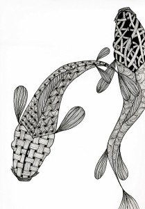 koi_fish_zentangle_by_sarasoulsister13-d6knyar