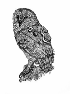 owl-zentangle-01