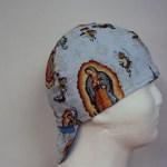 Virgin of Guadalupe Welding Cap