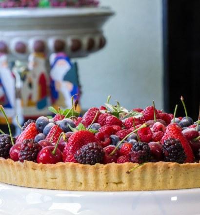 torta de frutas vermelhas-2