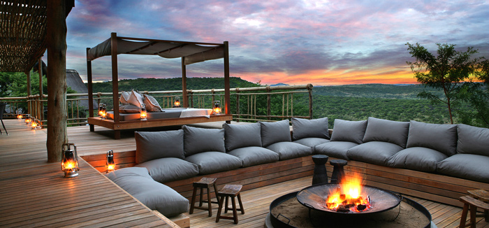HOTEL NAMBITI HILLS PRIVATE GAME LODGE