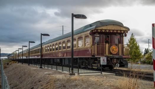 Wine Train Napa Valley