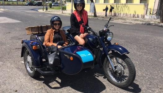 (Português do Brasil) Side Car Lisboa – Four Seasons Experience