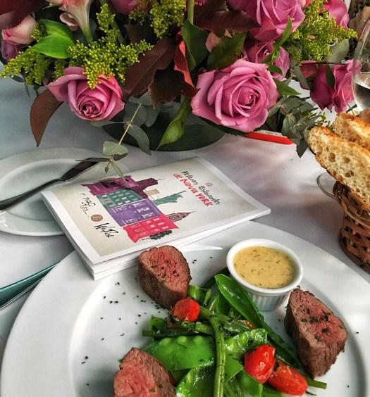Almoço no Le Bilboquet