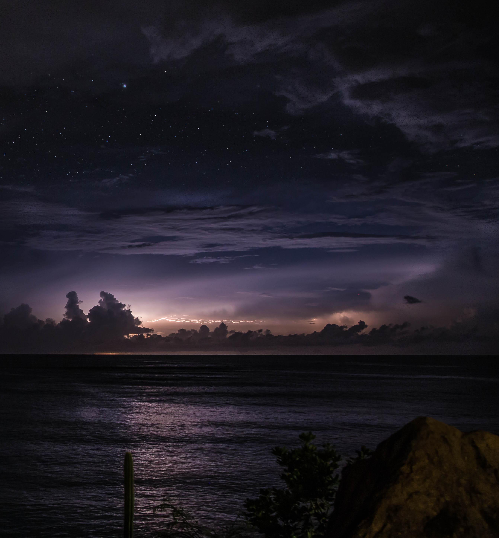 Noite de chuva