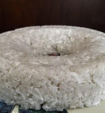 Cuscuz de tapioca fit e sem lactose
