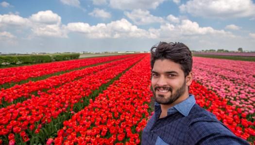(Português do Brasil) Parque Keukenhof – As deslumbrantes tulipas holandesas.