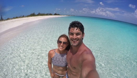 Turks and Caicos – O mar mais azul do caribe!