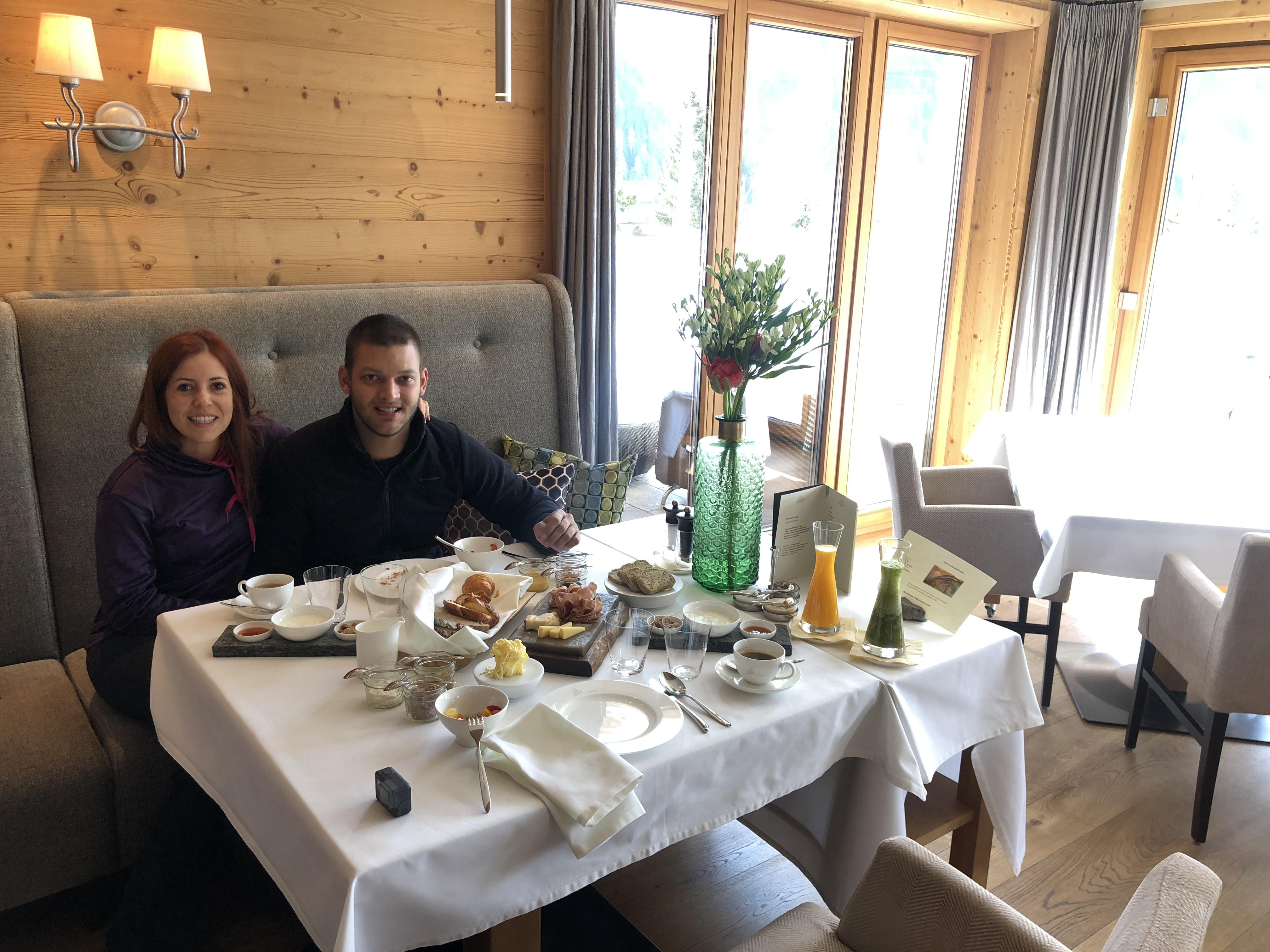 Tannenhof  breakfast