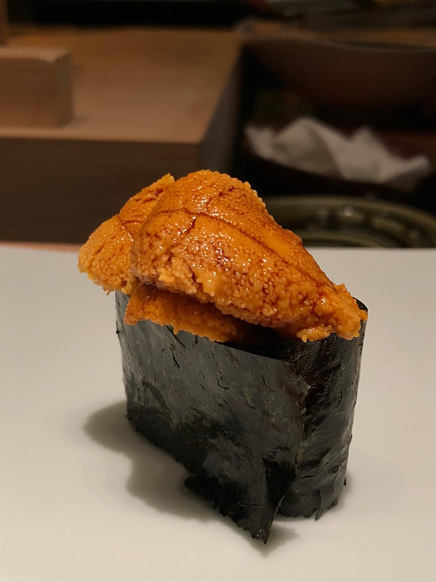 sushi mandarin oriental