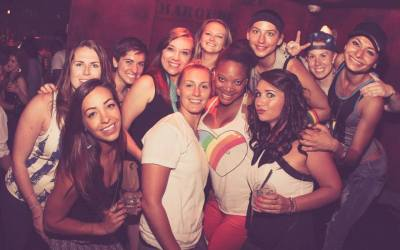 Is Queer the Death of the Lesbian Bar?