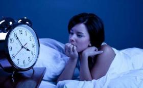 El estrés no deja dormir
