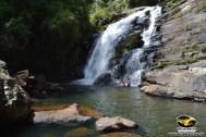 Cachoeira das Três Quedas - 2ª queda.