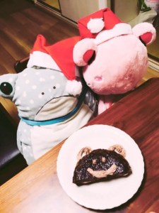 カエルケーキ