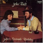 Worst Album Cover Survey – Julie's Sixteenth Birthday