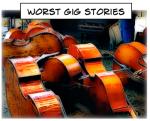 The limping neck – gig story from Deborah Lamb