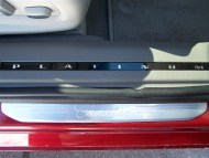 2014 Cadillac XTS Vsport door sill plate