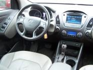 2014 Hyundai Tucson Limited interior