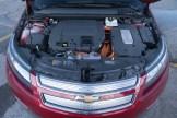 2014 Chevrolet Volt under hood