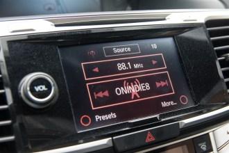 2014 Honda Accord Coupe EX-L V6 lower LCD