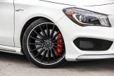 2014 Mercedes-Benz CLA45 AMG wheel