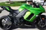 2014 Kawasaki Ninja 1000 side profile