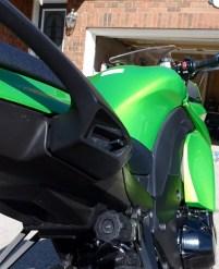 2014 Kawasaki Ninja 1000 rear