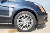 2014 Cadillac SRX wheel
