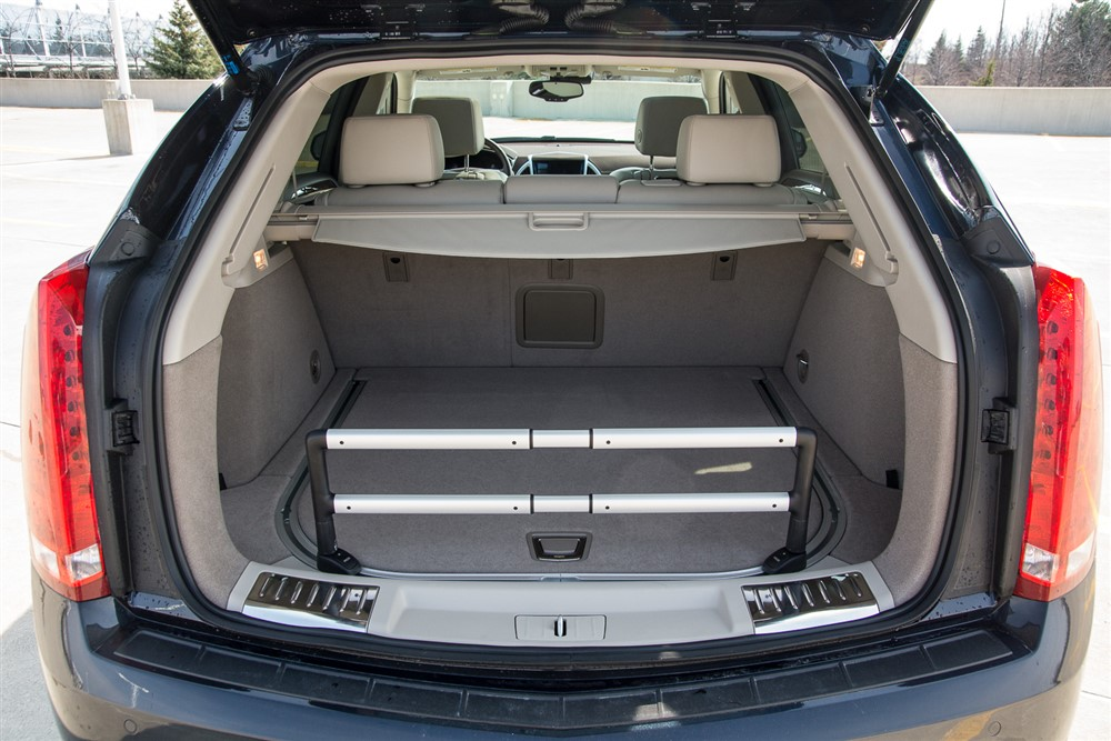 Second Look 2014 Cadillac Srx