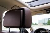 2014 Volkswagen Touareg TDI headrest