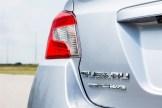 2015 Subaru WRX Sport-Tech rear emblem