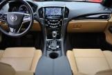Second Look: 2014 Cadillac ATS 3.6 interior