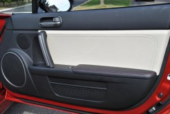 2015 Mazda MX-5 25th Anniversary Edition door panel