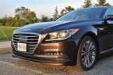 2015 Hyundai Genesis 3.8 front clip