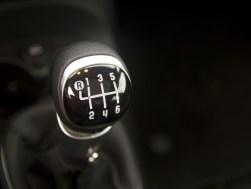 2014 Fiat 500L Trekking shifter