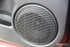 2014 Mazda2 GS speaker