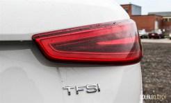 2015 Audi Q3 TFSI badge