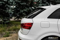 2015 Audi Q3 TFSI rear corner